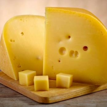 Сыр Гауда с мытой коркой